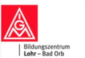Logo IG Metall Bildungszentrum
